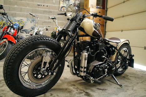 Kustom Store Motorcycles: Atelier KS: La Woody Daniel | Kustom Store Motorcycles | Scoop.it