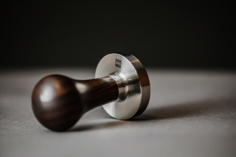 Barista what is your ideal tamper? | Art and Design | Scoop.it