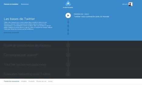 Twitter ouvre ses formations #TwitterFlightSchool à tous les professionnels du web - Blog du Modérateur | Medias today | Scoop.it