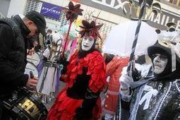 Le carnaval de Binche, c'est parti! Demandez le programme | Belgitude | Scoop.it