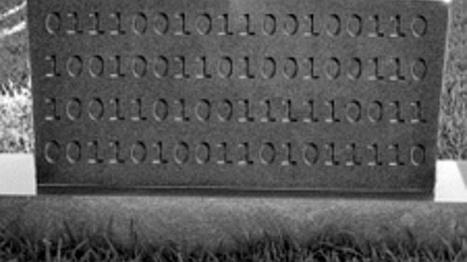 Mort numérique : que restera-t-il de nous après... - Senior Actu | identité numérique et réputation en ligne | Scoop.it