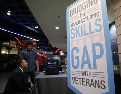 Can big data solve veteran unemployment? | Big Data Projects | Scoop.it