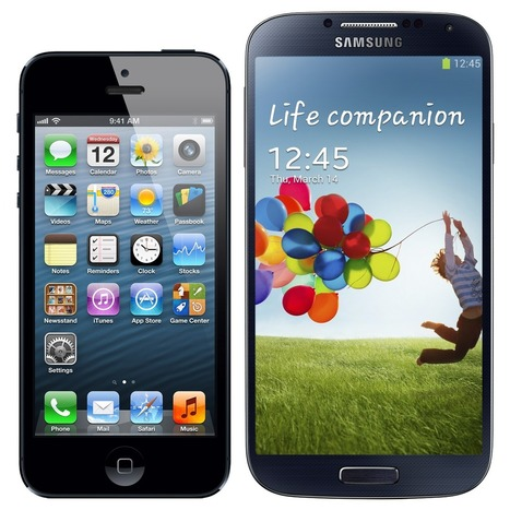 Apple Looks to Include Galaxy S4 in Second Trial Against Samsung | Apple News - From competitors to owners | Scoop.it