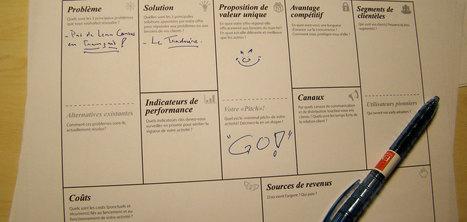 Laurent Demontiers | Ma traduction française du Lean Canvas | Follow the web | Scoop.it