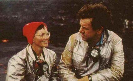 En vidéo : hommage à Katia et Maurice Krafft, décédés il y a 20 ans | Katia et Maurice Krafft | Scoop.it