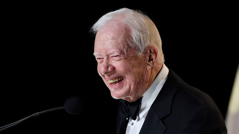 Former President Jimmy Carter says his tests show no cancer | Zeitgeist | Scoop.it