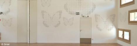 Quand le plâtre devient décoratif… – ETI Construction | Conseil construction de maison | Scoop.it