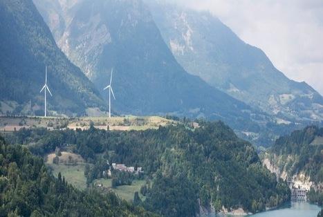 Une éolienne 100 % française : POMA LEITWIND | Ecobiz tourisme - club euro alpin | Scoop.it
