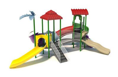 Jeux toboggans pour enfants 3D | 3D Library | Scoop.it