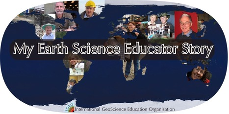 My Earth science educator story | International Geoscience Education Organisation | Educadores innovadores y aulas con memoria | Scoop.it