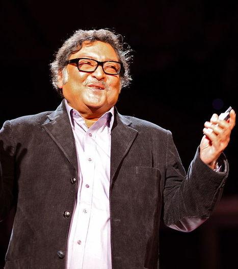 Sugata Mitra: Las escuelas fueron diseñadas para crear personas iguales | Herramientas para investigadores | Scoop.it
