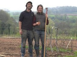 Feeding body and soul - an exploration of Britain's new age landworkers | Permaculture Design | Scoop.it