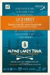 J-5 pour l'Alpine Lakes Tour Annecy ! | Annecy | Scoop.it