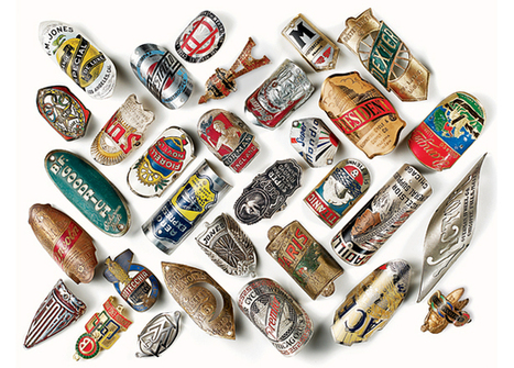 Vintage Bicycle Head Badge History | Bicycling Magazine | Classic Steel Bikes | Scoop.it