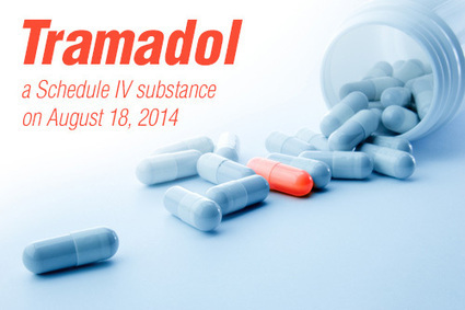 Effective August 2014 Tramadol Placed in Schedule IV by DEA | EasyRXOnline | Anything about Drugs | Scoop.it