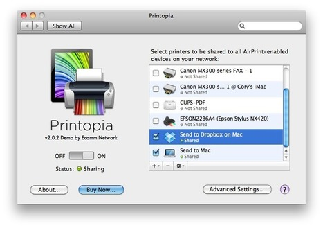3 Ways to Easily Print Documents from your iPad or iPhone | iPads in School | Scoop.it