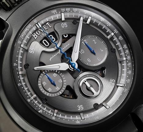 Bovet Pininfarina Cambiano Chronograph Watch   Art, Design & Technology   Scoop.it