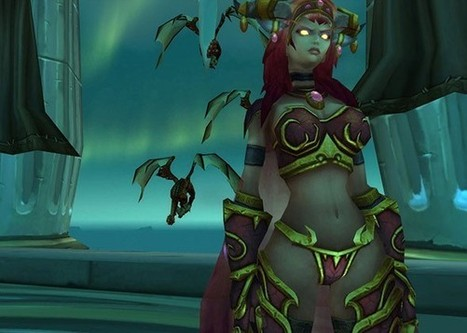 The Surprisingly Unsurprising Reason Why Men Choose Female Avatars in World of Warcraft | A Virtual Worlds Miscellany | Scoop.it