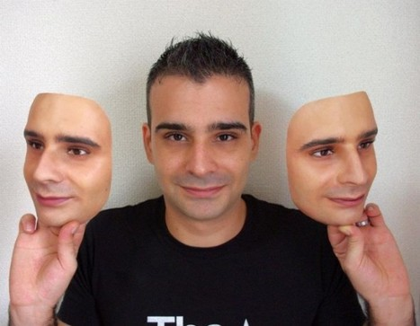 Photorealistic Face Masks Are Creepy As Hell [Cosplay]   GeekGasm   Scoop.it