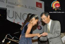 Free Music Education for Underprivileged Facilitating Revolutionary Social Transformation   AmecIndia   Scoop.it