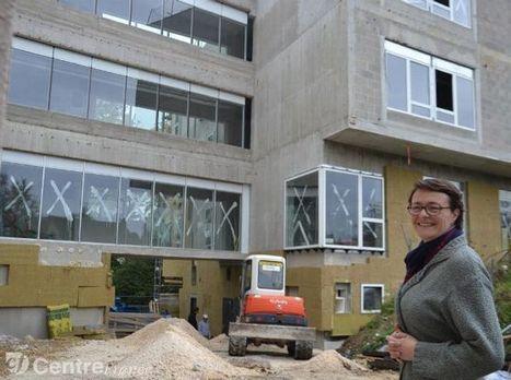 Cosne-sur-Loire : 3.000 m2 et trente emplois de plus au centre de rééducation Pasori à partir de janvier | Revue de presse du CAUE de la Nièvre | Scoop.it