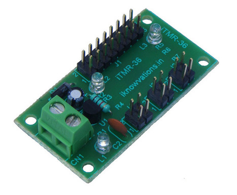 Digital Timer Module - iTMR-36 - iknowvations.in | iknowvations | Scoop.it