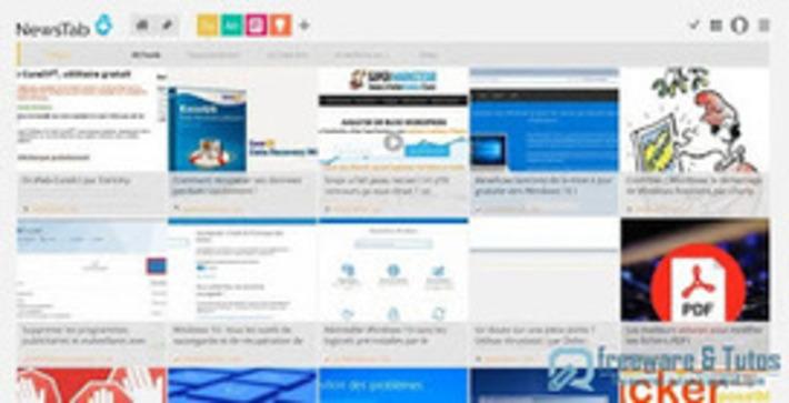 NewsTab : un superbe lecteur de flux RSS à découvrir absolument ! | TIC et TICE mais... en français | Scoop.it