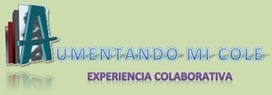 "Proyecto AUMENTAR: "" AUMENTANDO MI COLE "" 