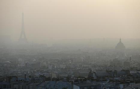 Sous le soleil, la pollution - DirectMatin.fr | Le soleil | Scoop.it