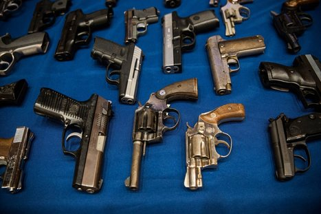 #USA Gun Fanatics Score Big Victory in North Carolina | News in english | Scoop.it
