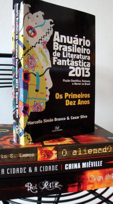 Anuário Brasileiro de Literatura Fantástica | Ficção científica literária | Scoop.it