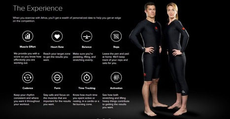 New Company Integrates Activity Trackers Into Performance Apparel - Fit Nation Magazine | Fitness | Scoop.it