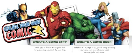 Marvel Comic - comics, games and more | Digital Delights - Avatars, Virtual Worlds, Gamification | Scoop.it