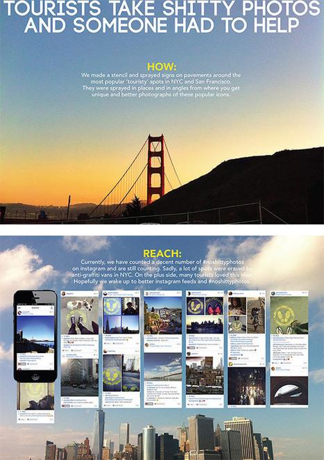Graphisme & interactivité blog de design par Geoffrey Dorne » Pour arrêter les photos de m***** ! | Communication territoriale, de crise ou 2.0 | Scoop.it