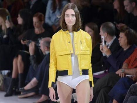 Fashion week : Courrèges revient après 13 ans d'absence | INTERSTYLEPARIS  Fashion News | Scoop.it