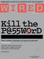 Kill the Password: Why a String of Characters Can't Protect Us Anymore | Higher Education & Privacy | Scoop.it