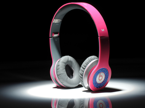 Eye-catching Beats by Dr. Dre Solo Diamond Blue Headphones Rose Red_hellobeatsdreseller.com | Blue Diamond Beats By Dre_hellobeatsdreseller.com | Scoop.it