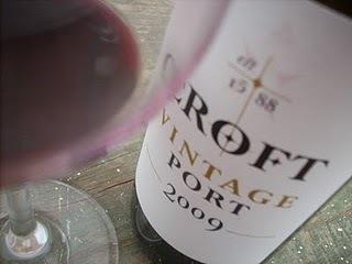 The Fladgate Partnership Parte I - CROFT Vintage 2009   @zone41 Wine World   Scoop.it