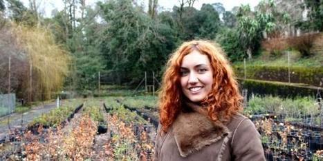 Milene Matos, biologiste amoureuse de la forêt nationale de Buçaco au Portugal | Femmes en mouvement | Scoop.it