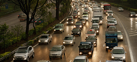Hackers Can Now Create Fake Traffic Jams   iUNGi - DNS   Scoop.it