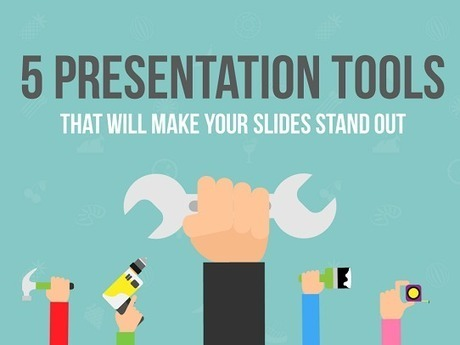 5 Presentation Tools That Will Make Your Slides Stand Out | Teaching in Higher Education | Scoop.it