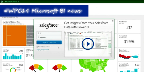 Microsoft Power BI News from WPC 2014 | BI with Microsoft Tools | Scoop.it