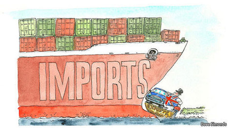 AS Macro - Balance of Payments: Britain does not export enough - The Economist   A2 MACROECONOMICS   Scoop.it
