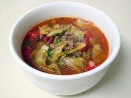 Weather Is Getting Cold!  It's Soup Time! Unstuffed Cabbage Rolls Soup   Queens Our City Radio Recipes   Scoop.it