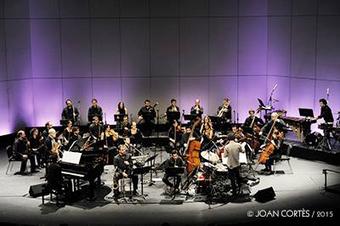 Joan Vidal Sextet y Orquestra de Cambra de Granollers (OCGr) | JAZZ I FOTOGRAFIA | Scoop.it