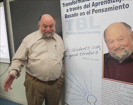 El profesor Swartz dice que los exámenes prueban la memoria y no la inteligencia | paprofes | Scoop.it