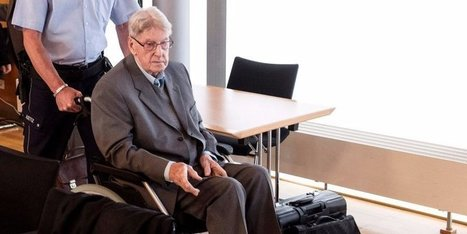 Germany has sentenced a 94-year-old former Auschwitz guard to five years in prison   SocialPsy.   Scoop.it