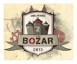 Graffiti gratuit et en plein air, les BOZAR - | Autour de l'ED&N | Scoop.it