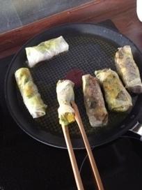 Nems du jour | cuisine végétale et bio au quotidien | Scoop.it