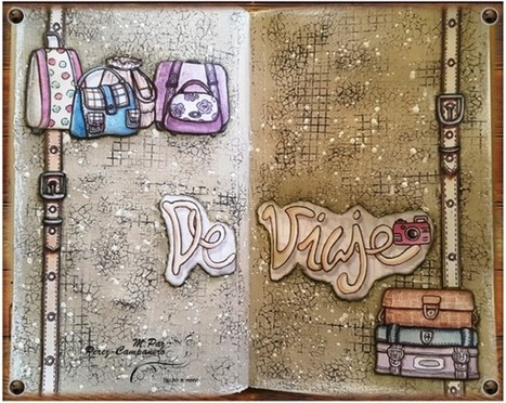 "Travel Journal: ""De viaje""   Tutoriales, herramientas y técnicas   Scoop.it"